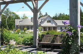 Boothbay Botanical Gardens Kitchen Garden Dinner Series 11 Central Coastal Maine Botanical