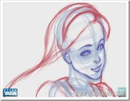learn to draw faces easily for any art project