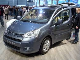 citroen berlingo description of the model photo gallery