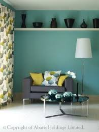 I Like The Navy Turquoise Yellow Gray And Green Happy Color - Green and yellow color scheme living room