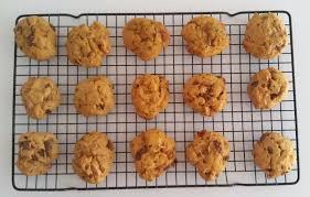 pumpkin butterfinger cookies white lights on wednesday