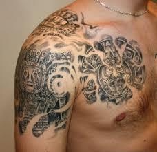 crosses tattoos designs chest arm