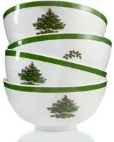 hello fall 50 spode dinnerware set of 4 tree