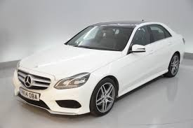 used mercedes benz e class amg sport saloon cars for sale motors