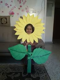 Sunflower Halloween Costume Aamirah U0027s Sunflower Fancy Dress Competition