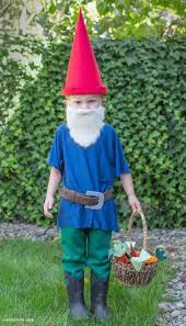 diy gnome costume gnomes costumes and diy