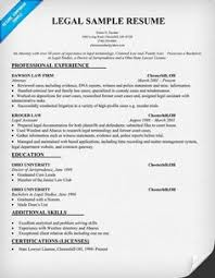 legal secretary resume sample resumecompanion com resume