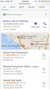 Google Maps Seattle by Google Local Pack Combines Organic U0026 Paid Listings Pmg