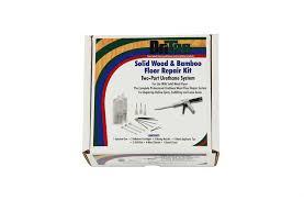 Floor Repair Kit Solid Wood U0026 Bamboo Floor Repair Kit Fills Voids With Ease