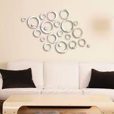 wall art decor ideas circler fashion wall sticker decoration art