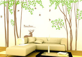 inch large tree wall decals for nursery