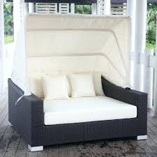 outdoor wicker daybed with canopy u2013 heartland aviation com
