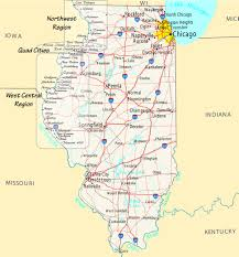 Northern Illinois Map by Illinois River Towns U2013 Mississippi Valley Traveler