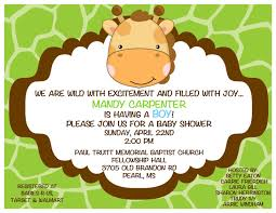 photo diaper themed baby shower invitations image