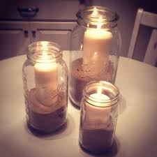 jar candle ideas jars sand candles ideas jar and house