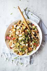 Pasta Salad Recipies by Pasta Salad Oh So Delicioso