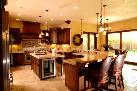 kitchen island design kitchen two tones l shaped layout island