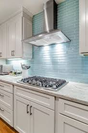 Kitchen Backsplash Stainless Steel Tiles Kitchen Backsplash Glass Tile Blue Blue Glass Tile Kitchen