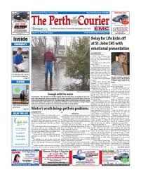 perth041714 by metroland east the perth courier issuu
