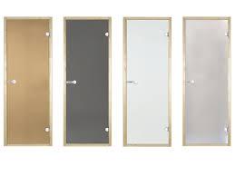 sauna glass doors doors and windows harvia sauna