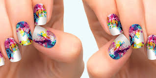 9 best nail stickers for colorful fun nails 2017 easy to use