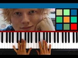 piano tutorial lego house how to play lego house piano tutorial sheet music ed sheeran