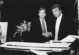 Opulence I Has It Donald Trump U0027s Airline Went From Opulence In The Air To Crash