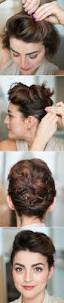 21 genius styling ideas just for short hair updo my hair and