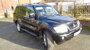 mitsubishi shogun 2017 used mitsubishi shogun cars for sale in liverpool merseyside