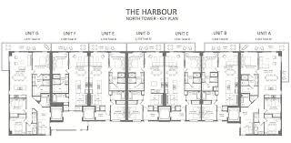 Axis Brickell Floor Plans The Harbour Miami Beach A New Luxury Condo On The Water