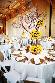 Sunflower Centerpiece Cori Cook Floral Design Blog Home