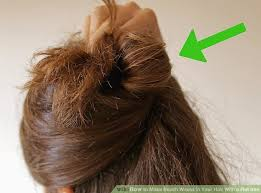 soft waves for short black hair 4 ways to make beach waves in your hair with a flat iron wikihow