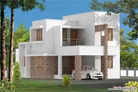 contemporary style house marvellous 8 kerala contemporary style house plans flat roof homes