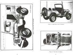 cdn m38 canadian jeep operators manual 1952 ford motor company of