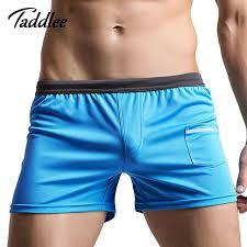 taddlee brand boxer shorts trunks high quality
