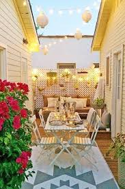 Backyard Patio Ideas For Small Spaces This Tiny 362 Square Foot Beach Cottage Is Big On Style Outdoor