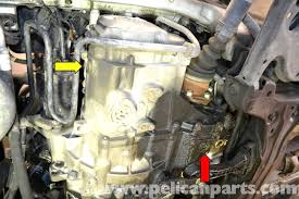 volkswagen golf gti mk iv manual transmission fluid change 1999