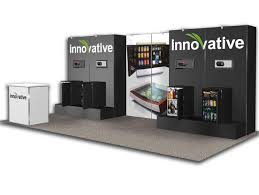 innovative 10x20 trade show booth booth design ideas