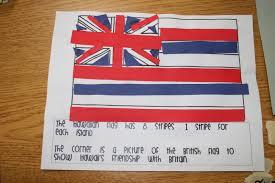 Image Of Hawaiian Flag Dizzy For Kindergarten Hawaii
