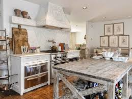 Country Kitchens With White Cabinets by French Country Kitchen Island Design Ideas