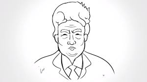 how to draw donald trump in 6 simple steps collegehumor post