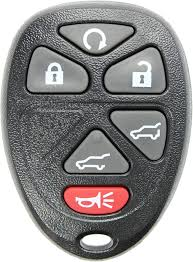 amazon com factory gm key fob tahoe yukon escalade 15913427