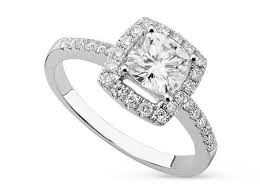Difference Between Engagement Ring And Wedding Band by All You Need To Know About Moissanite Engagement Rings