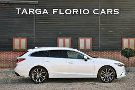 mazda automatic mazda 6 2 2 skyactiv d sport tourer automatic in snowflake white