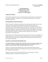 resume intro hvac resume objective 19 17 sle sles mechanical engineer
