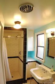white tile bathroom remodel 1930s vintage style retro renovation