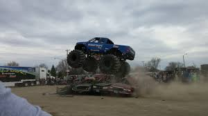 monster truck farm show legendary monster truck bigfoot makes stop in jamestown newsdakota