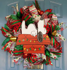 snoopy outdoor decorations decoration