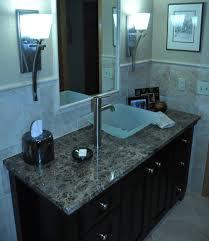 Bathroom Design Seattle by Interior Design Cozy Pental Quartz With Bathroom Sink Vanity And