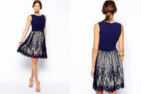 blue dresses for a winter wedding